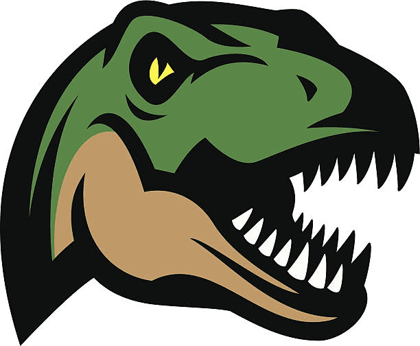 T-Rex Head clipart png images
