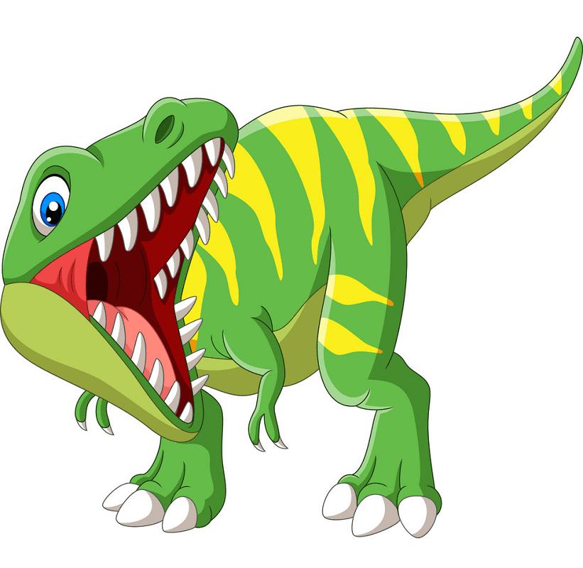 T-Rex clipart 2