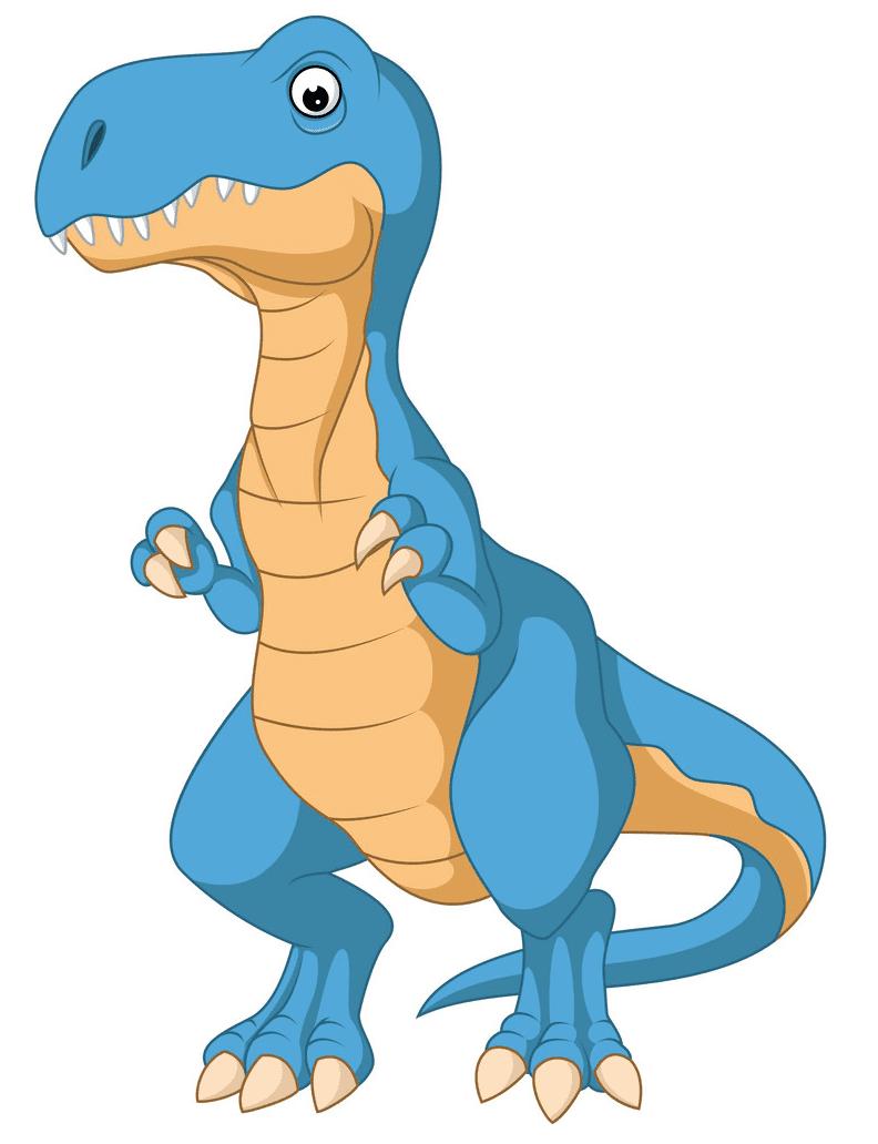 T-Rex clipart 4