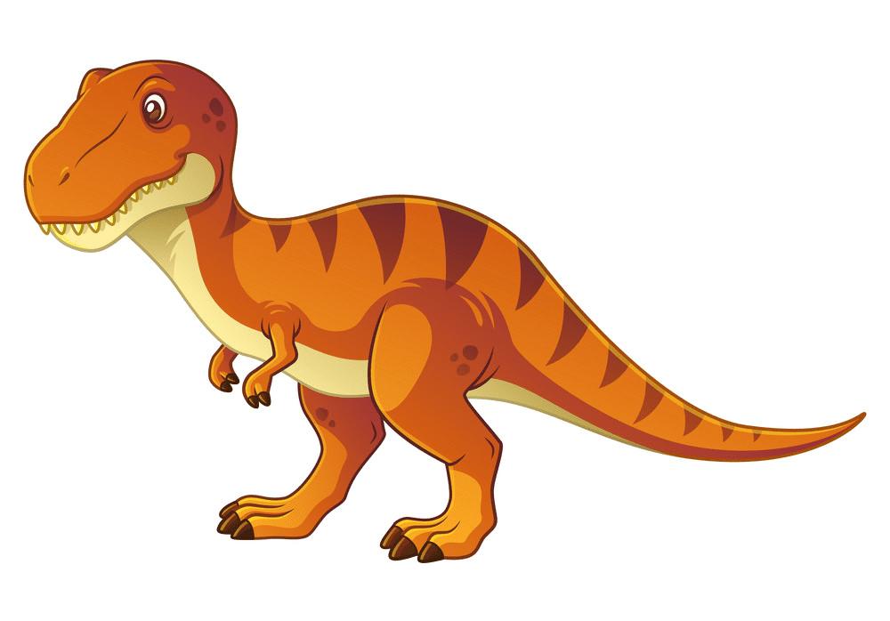T-Rex clipart 5