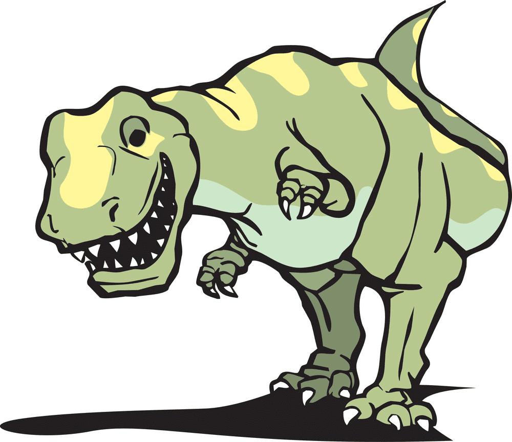 T-Rex clipart 6