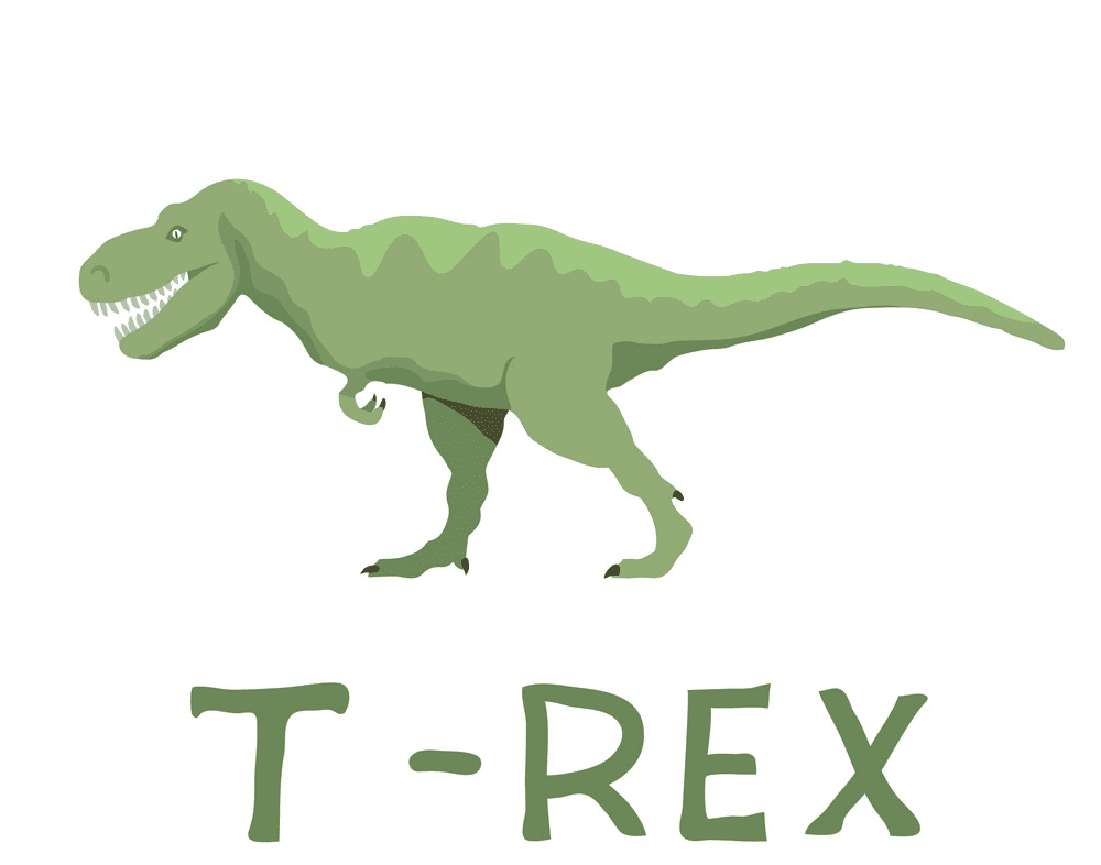T-Rex clipart for free to download