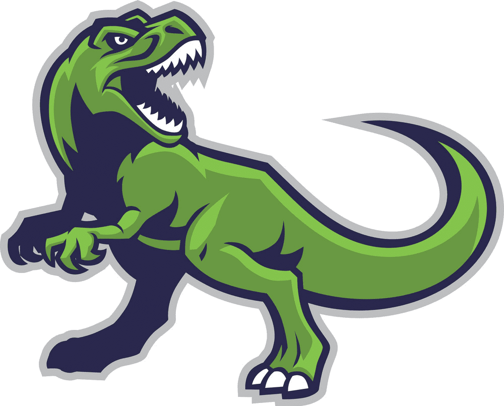 T-Rex clipart free to download