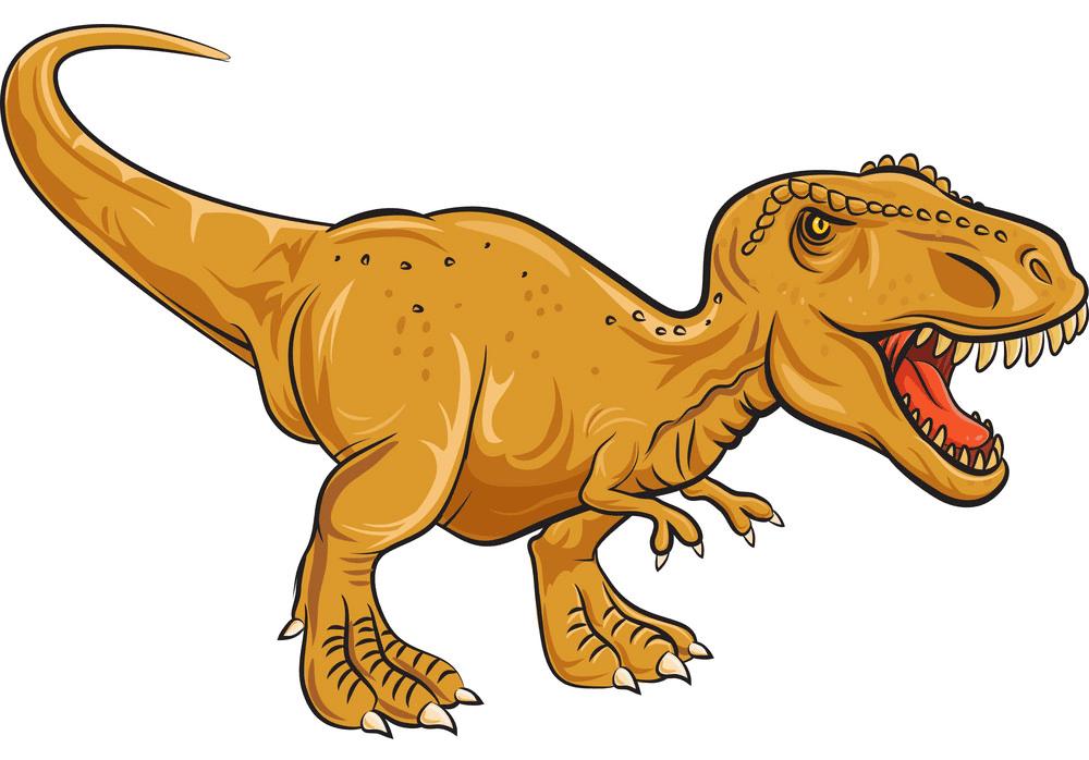 T-Rex clipart free