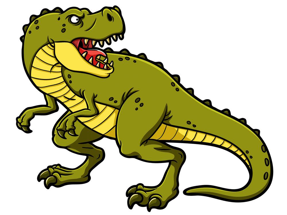 T-Rex clipart image
