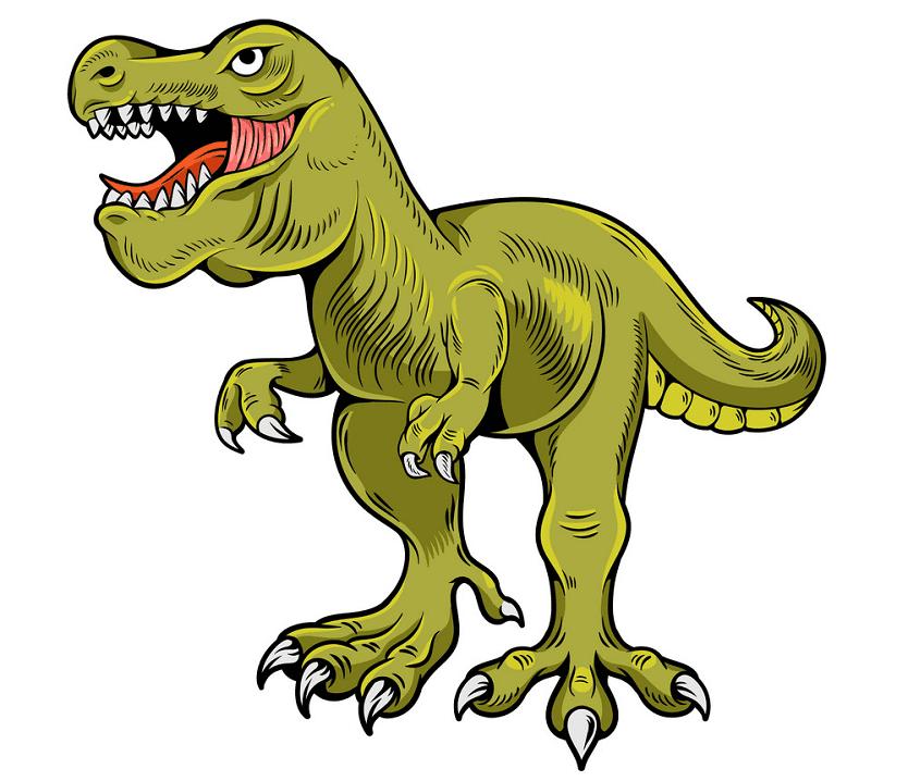 T-Rex clipart png images