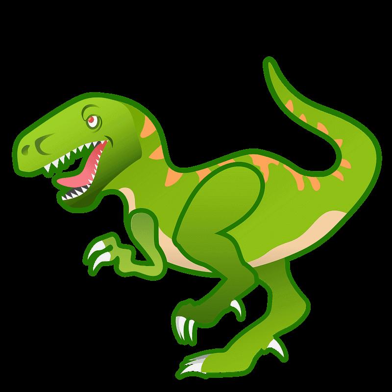 T-Rex clipart transparent 2