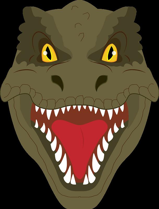 T-Rex clipart transparent 3