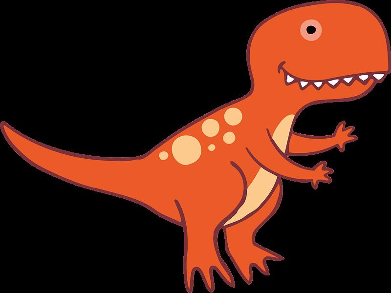 T-Rex clipart transparent 4