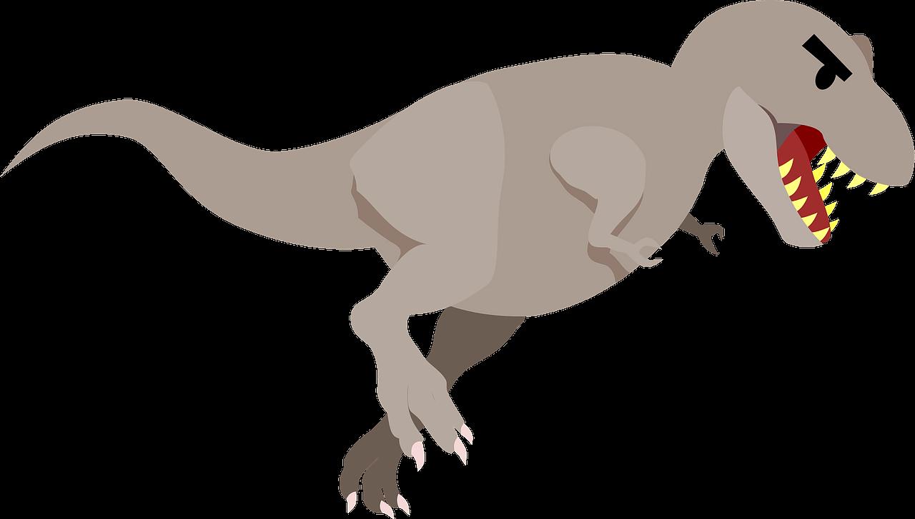 T-Rex clipart transparent 5