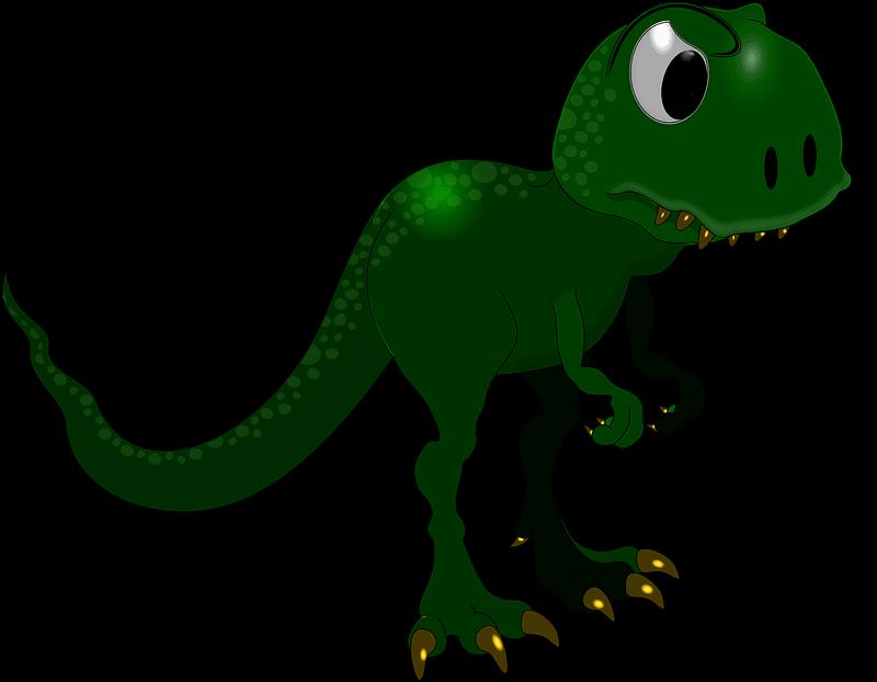 T-Rex clipart transparent 6