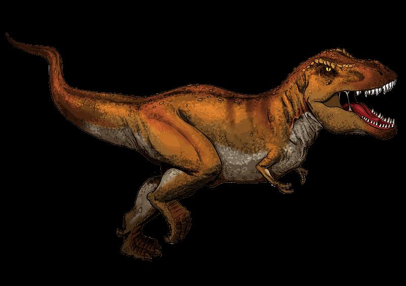 T-Rex clipart transparent 7