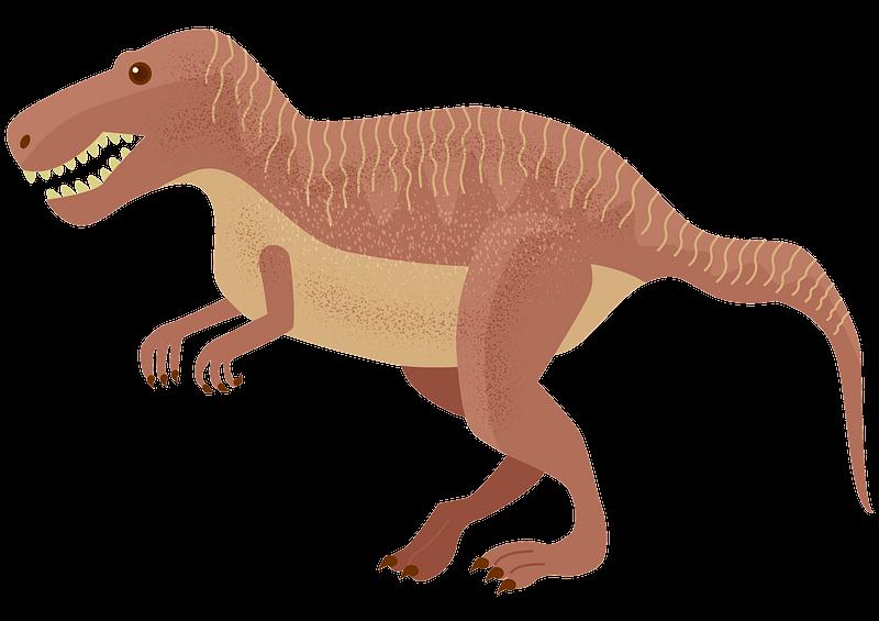 T-Rex clipart transparent 8