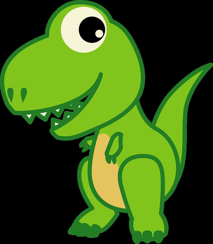 T-Rex clipart transparent background 4
