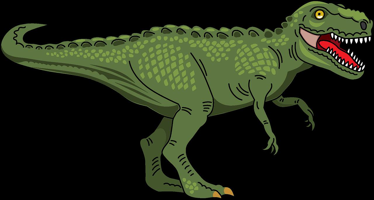T-Rex clipart transparent background