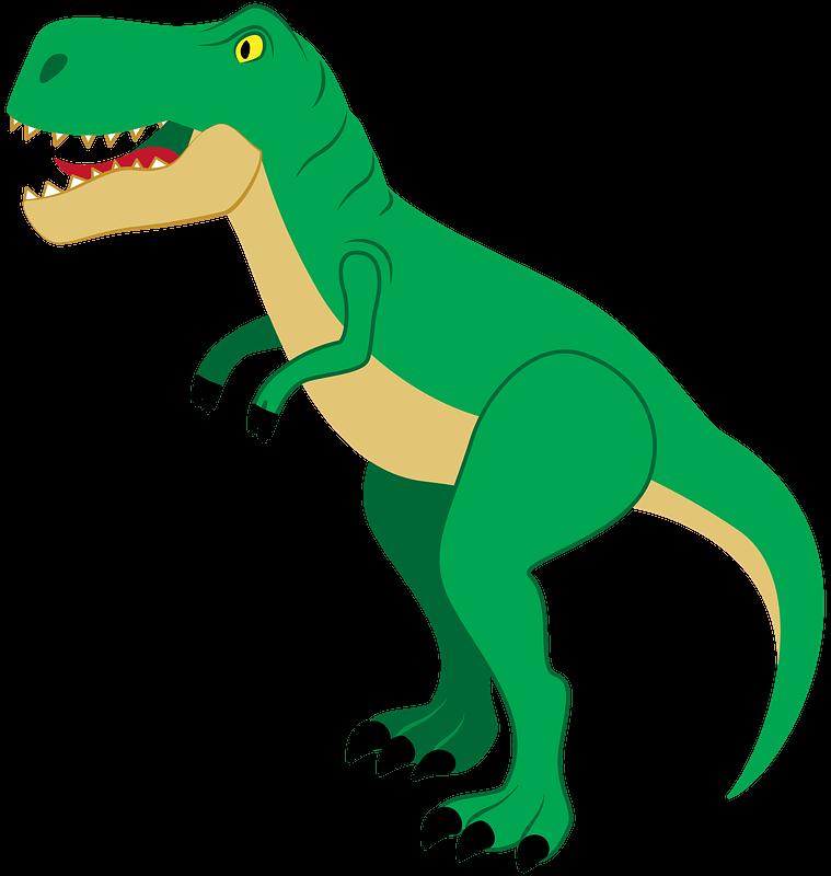 T-Rex clipart transparent