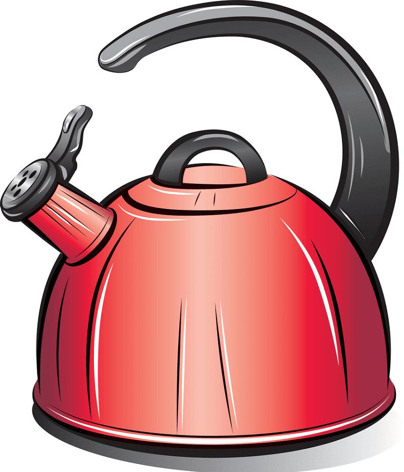 Teapot clipart free 11