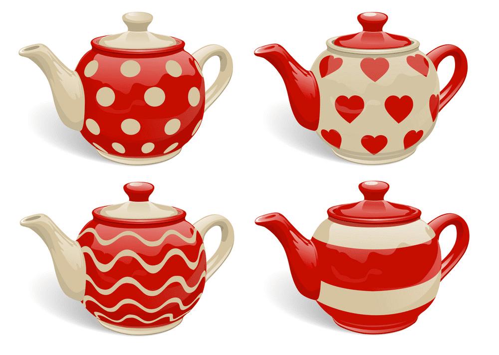 Teapot clipart free images