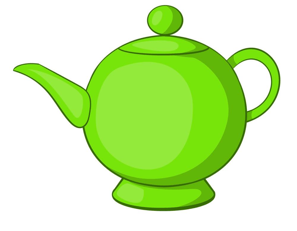 Teapot clipart png 1