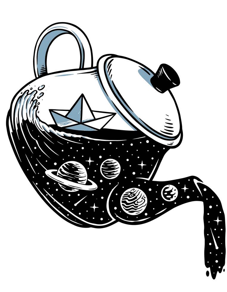 Teapot clipart png 2