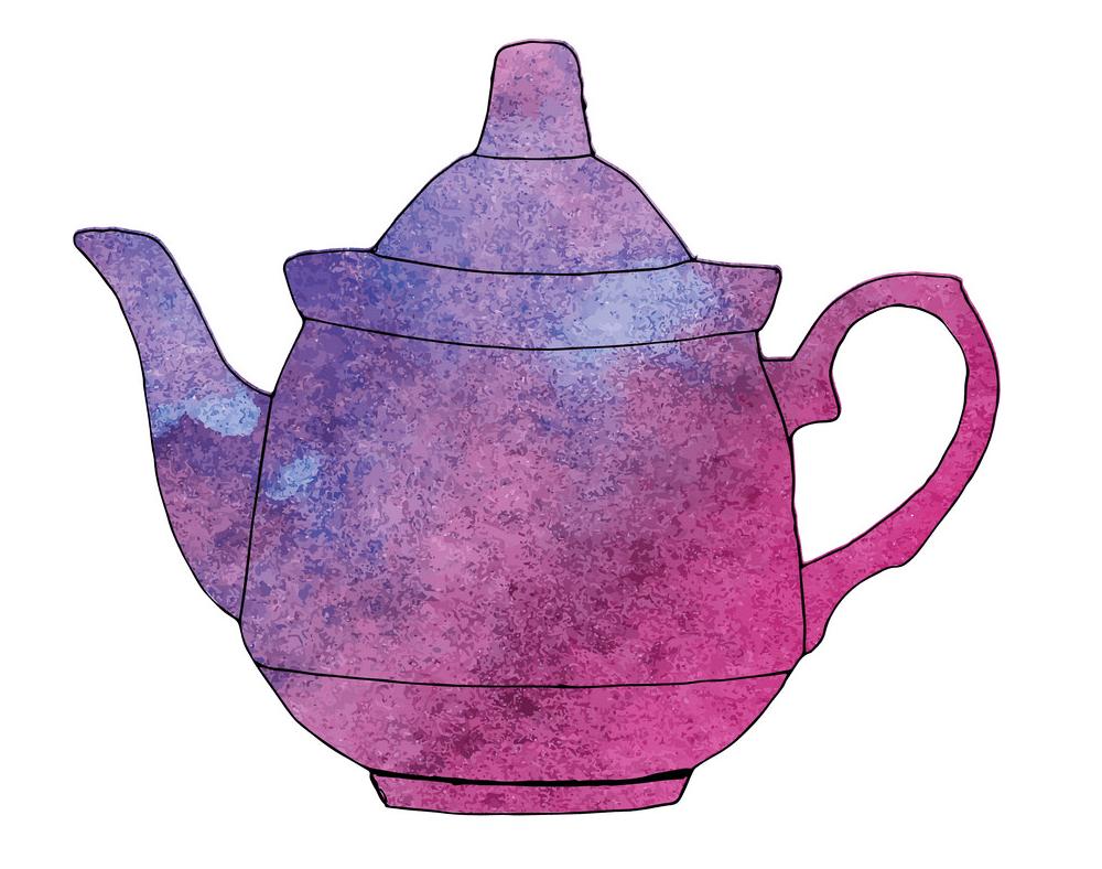 Teapot clipart png 3