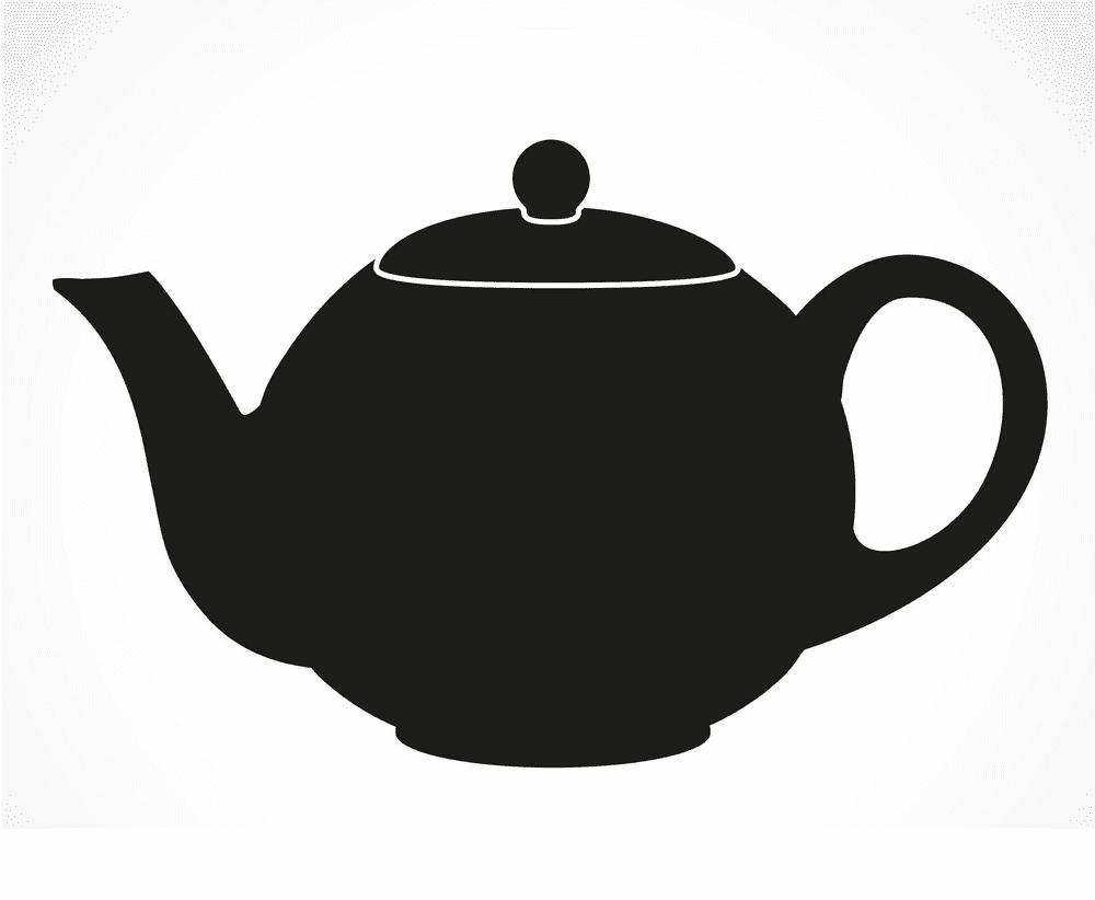 Teapot clipart png 5