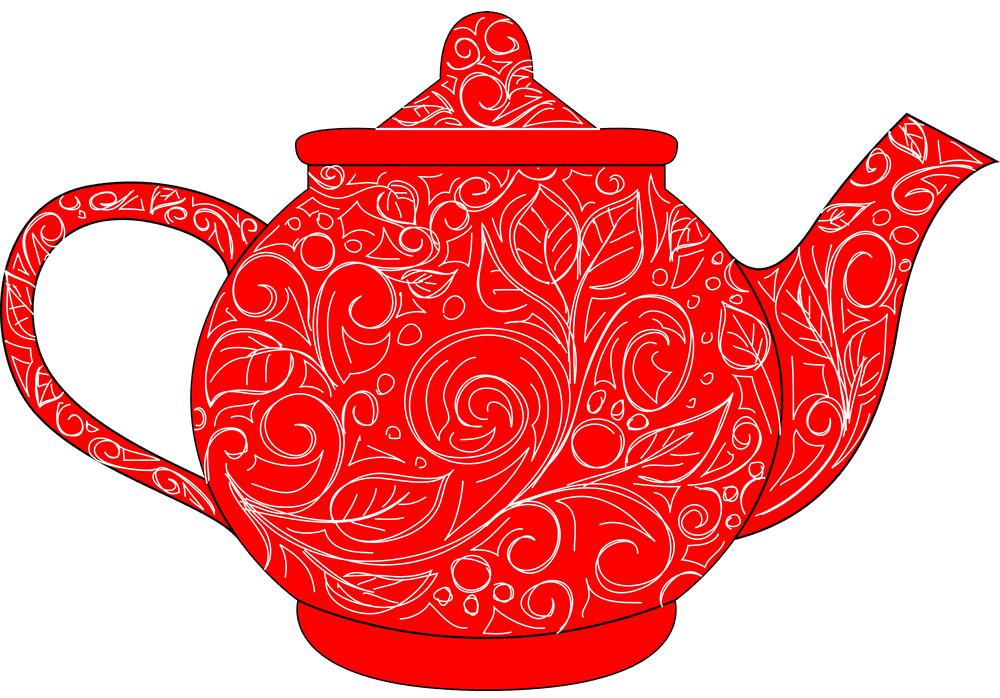Teapot clipart png 7