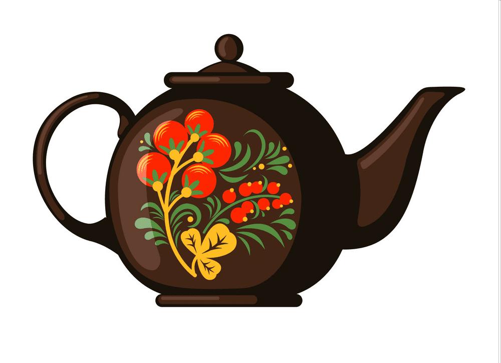 Teapot clipart png image