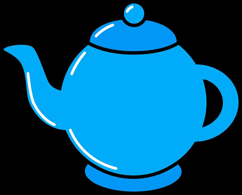 Teapot clipart transparent 11