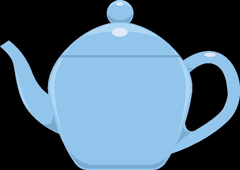 Teapot clipart transparent 13