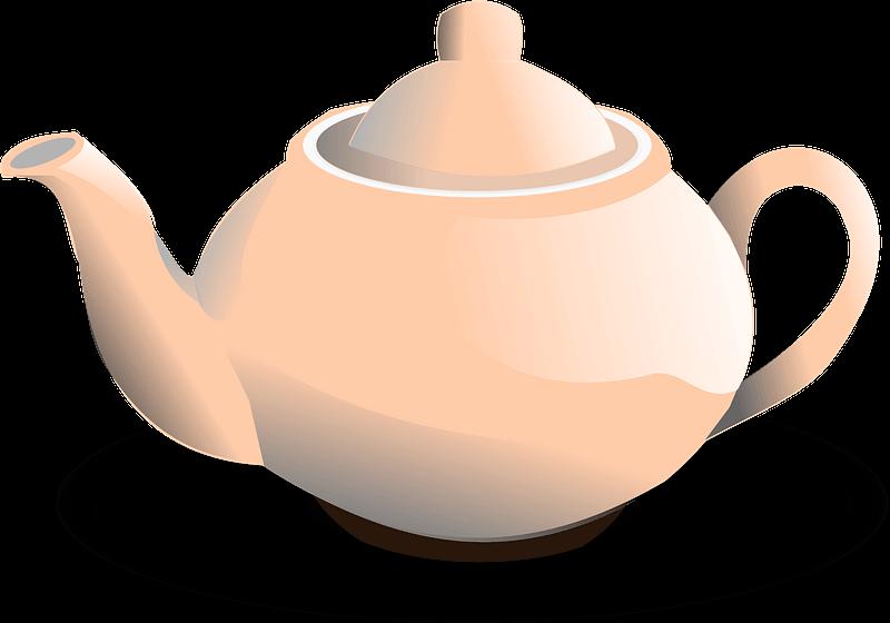 Teapot clipart transparent 15