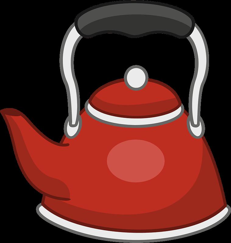 Teapot clipart transparent 5