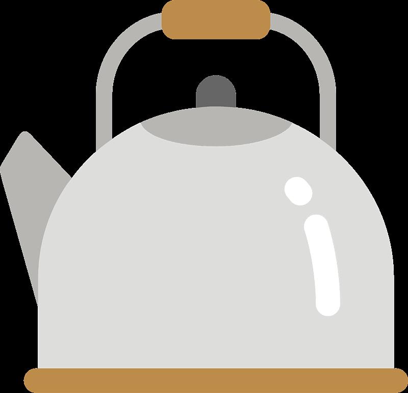 Teapot clipart transparent 6