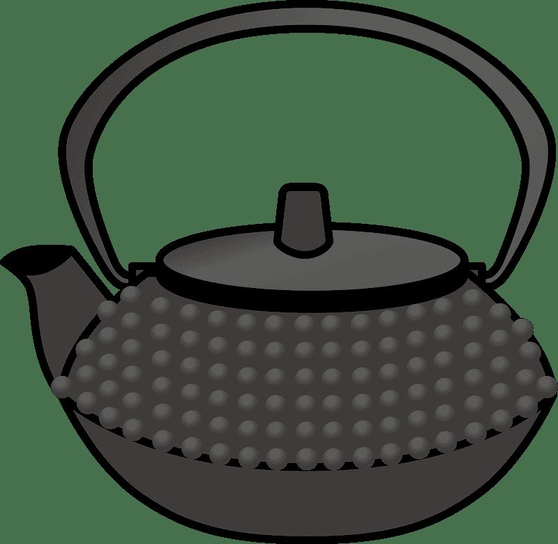 Teapot clipart transparent background 13