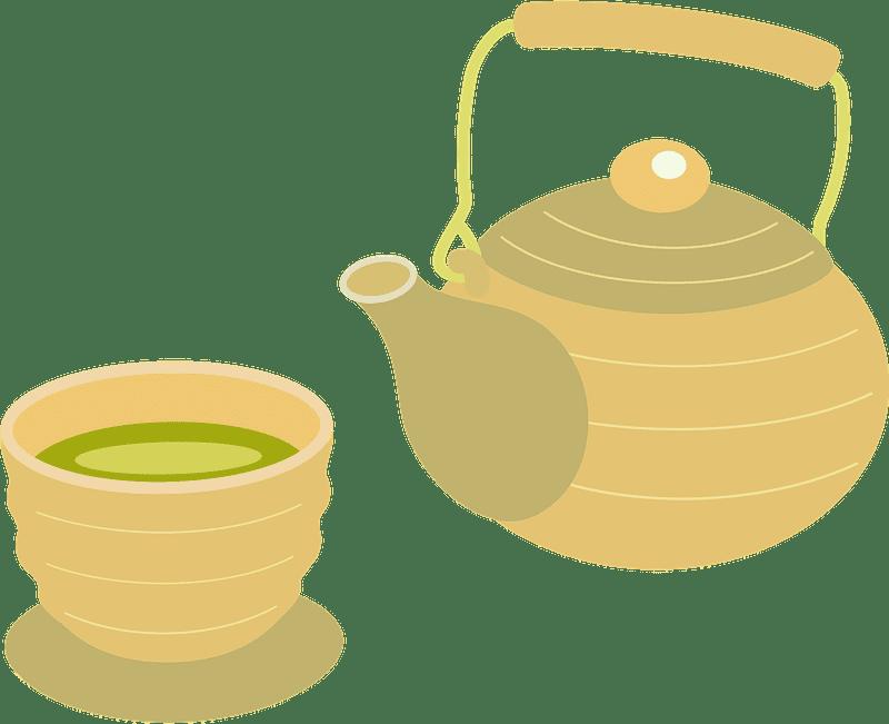Teapot clipart transparent background 3