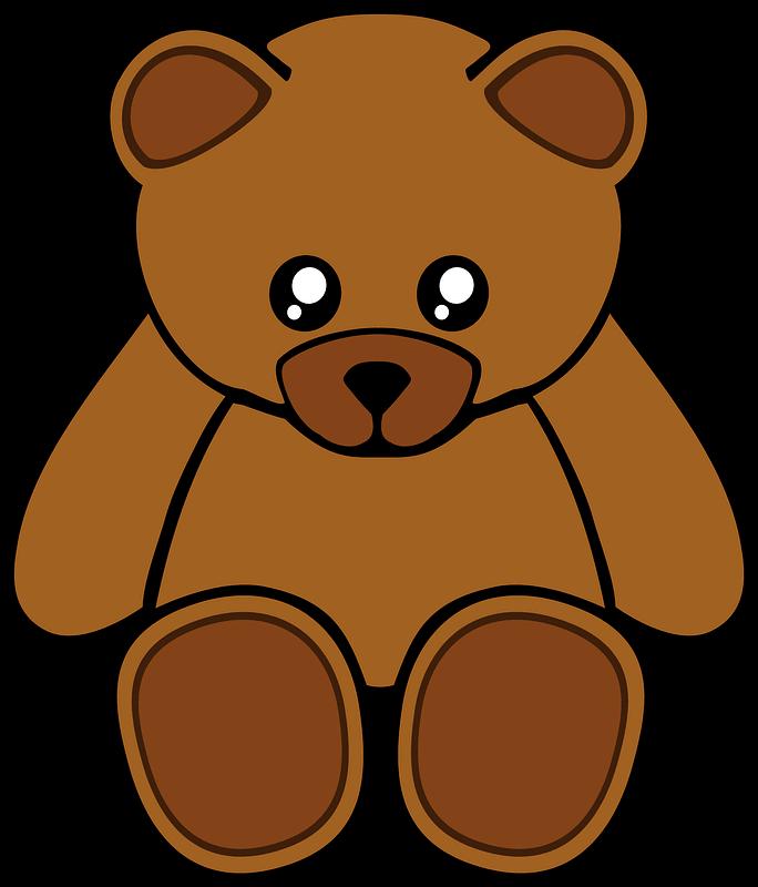 Teddy Bear Clipart transparent 10