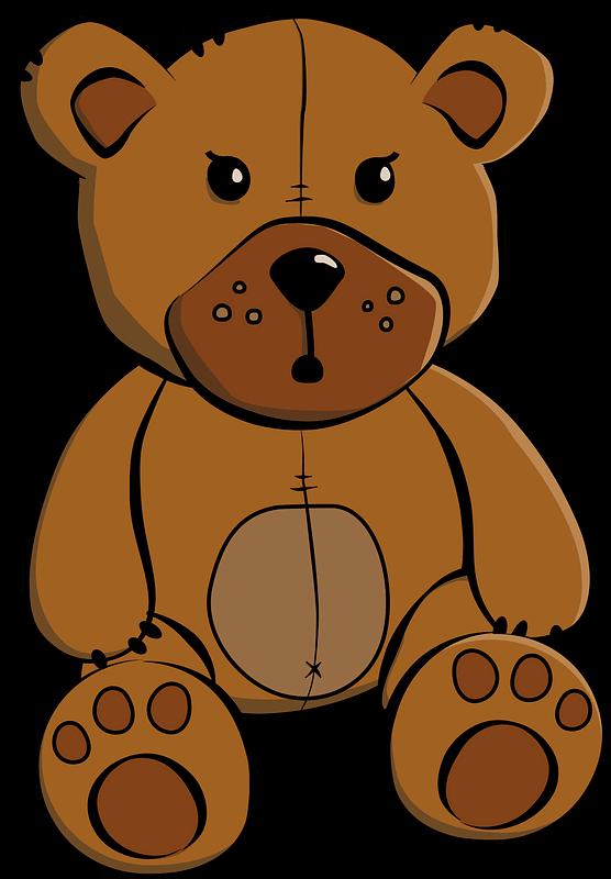 Teddy Bear Clipart transparent 11