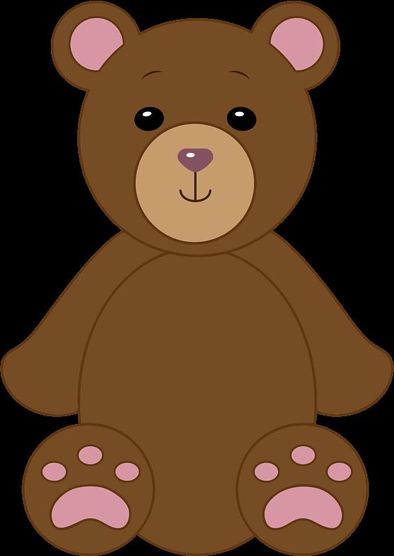 Teddy Bear Clipart transparent 4