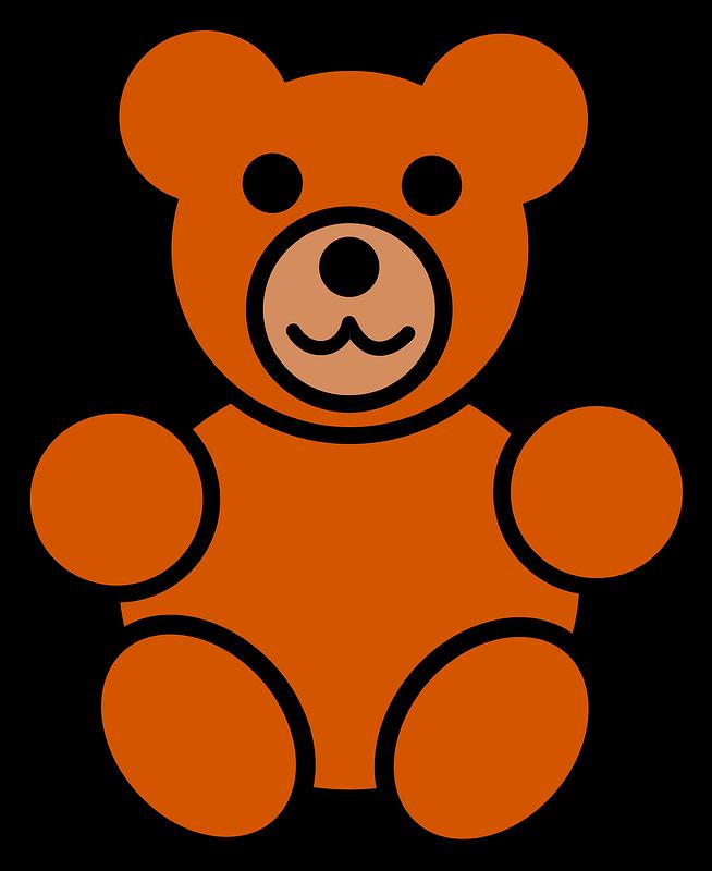 Teddy Bear Clipart transparent 9