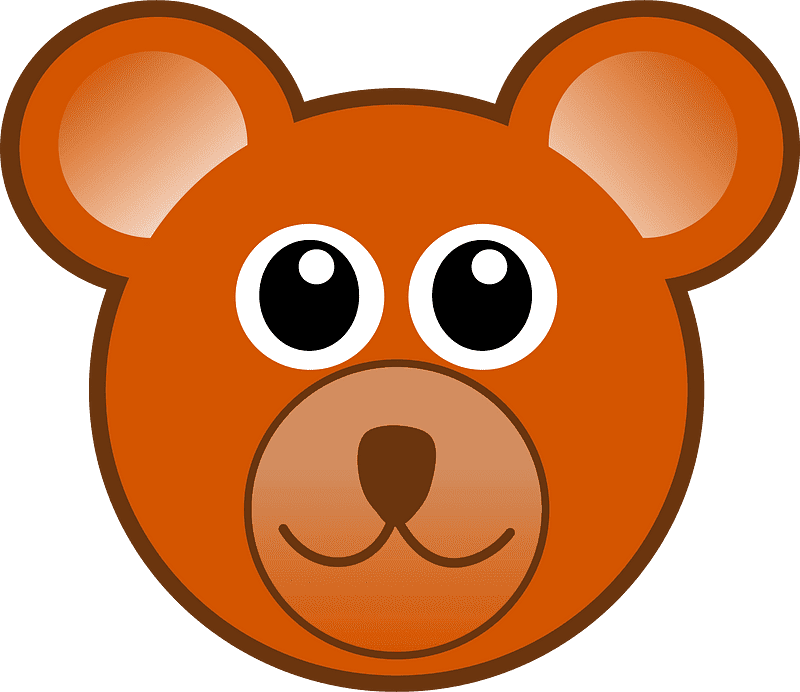 Teddy Bear Clipart transparent background 5