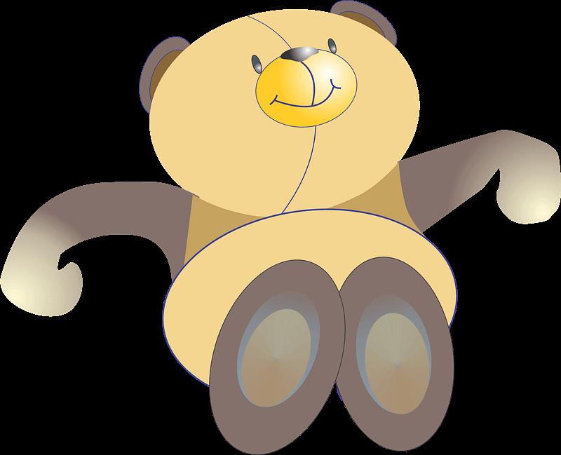 Teddy Bear Clipart transparent download