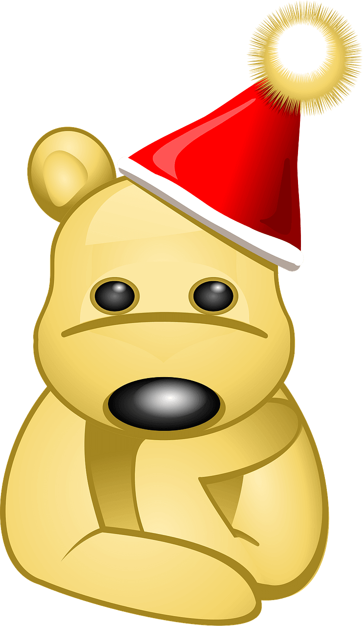 Teddy Bear Clipart transparent picture