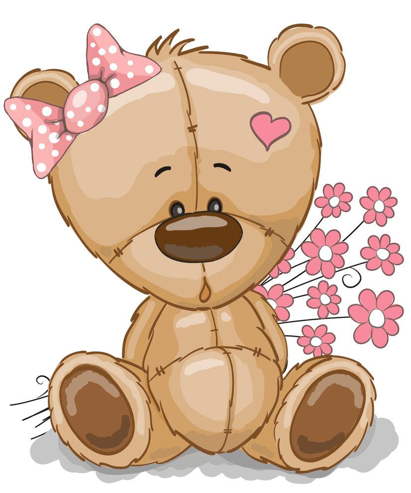 Teddy Bear clipart 1