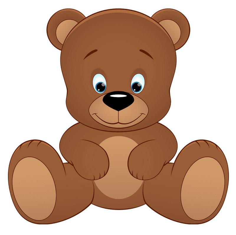 Teddy Bear clipart 3