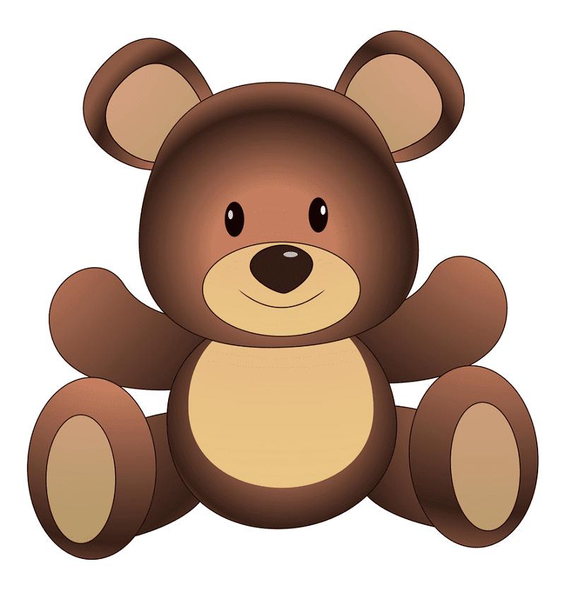 Teddy Bear clipart 4