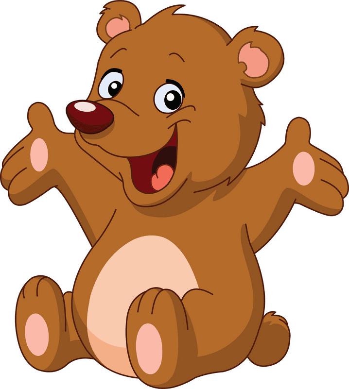 Teddy Bear clipart 5