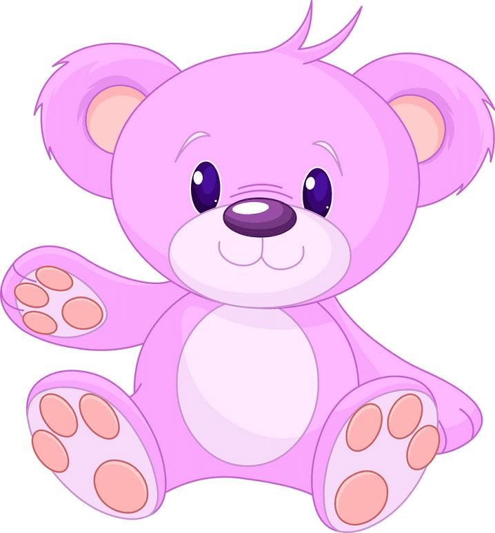 Teddy Bear clipart 8