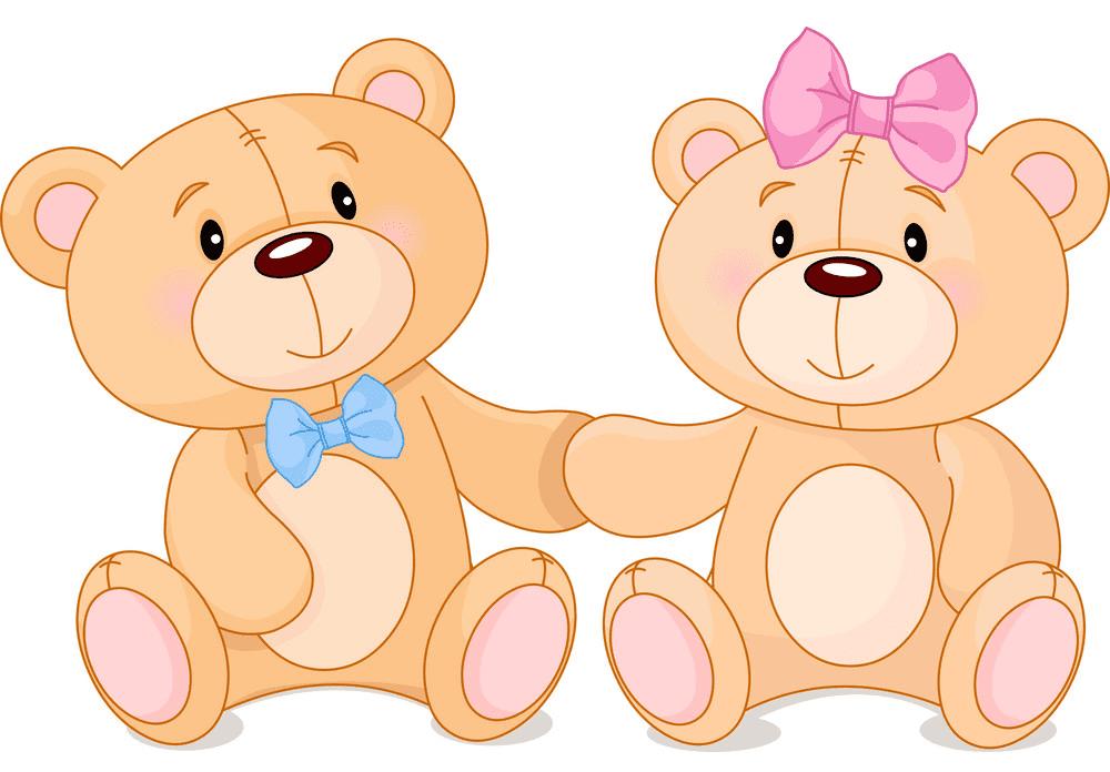 Teddy Bear clipart 9