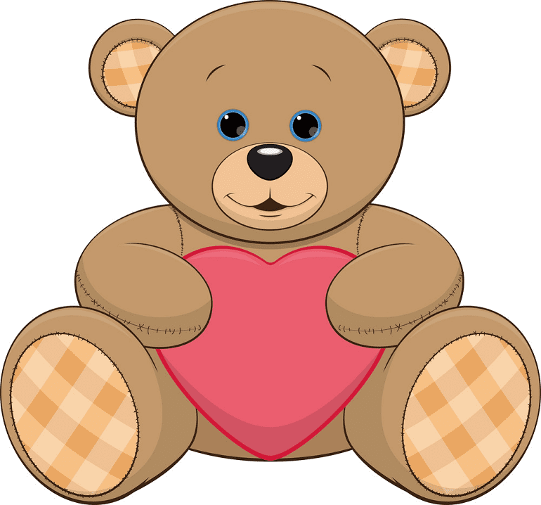 Teddy Bear clipart free download