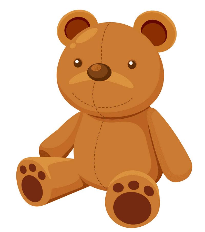 Teddy Bear clipart free image